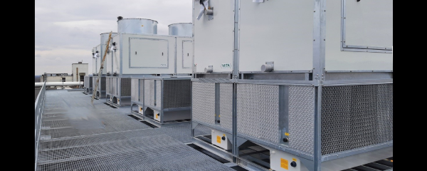 Closed-Circuit for Large Capacities: this is the New MCC-T Cooling Tower